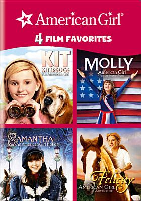 4 FILM FAVORITES:AMERICAN GIRL BY BRESLIN,ABIGAIL (DVD)